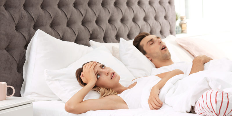How to stop snoring | Tochta custom mattresses
