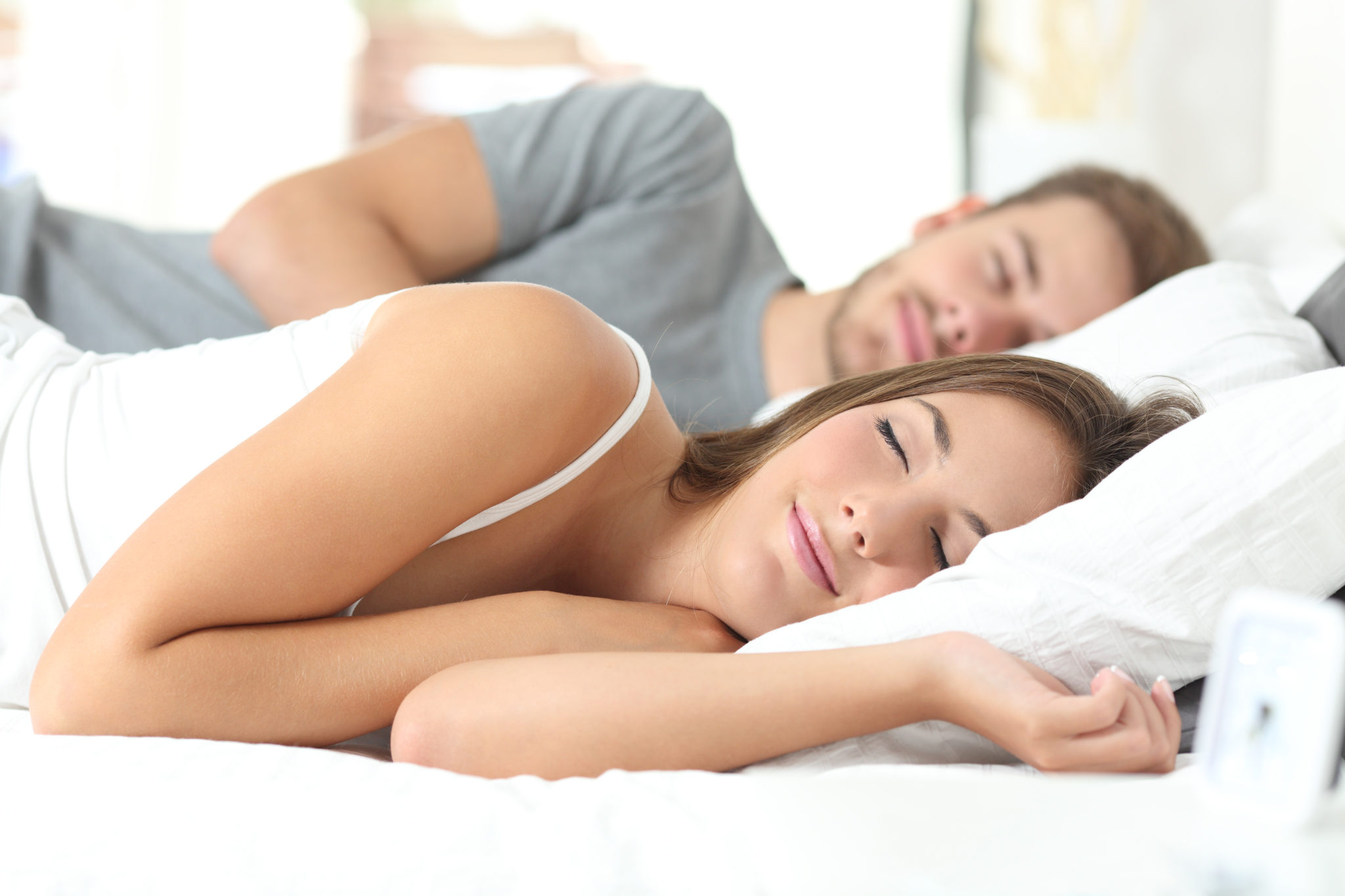 The Science Behind Beauty Sleep
